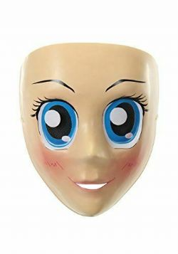 ANIME MASK BLUE EYE