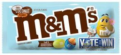 M&M'S -  THAI COCONUT PEANUT (1.74 OZ)