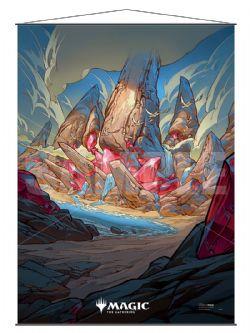 MAGIC THE GATHERING -  IKORIA - LAIR OF THE BEHEMOTHS - WALLSCROLL- RAUGRIN TRIOME - 16