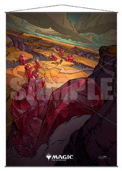 MAGIC THE GATHERING -  IKORIA - LAIR OF THE BEHEMOTHS - WALLSCROLL- SAVAI TRIOME - 16