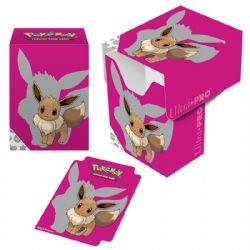 PLASTIC DECK BOX -  POKEMON