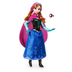 FROZEN -  ANNA DOLL (12