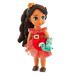 ELENA OF AVALOR -  TODDLER ELENA DOLL (16