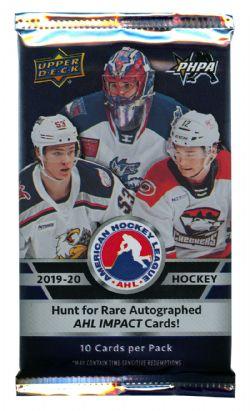 2019-20 HOCKEY -  UPPER DECK AHL HOBBY (P10/B12)