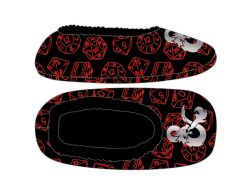 DUNGEONS & DRAGONS -  SLIPPERS (SMALL/MEDIUM)