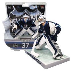 JETS DE WINNIPEG -  CONNOR HELLEBUYCK #37 (15 CM) EDITION LIMITEE -  FIGURINES NHL