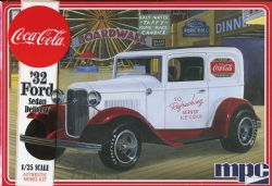 FORD -  SEDAN DELIVERY COCA-COLA 1/25 (MEDIUM)