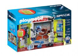 PLAYMOBIL -  COFFRE STATION SPACIALE 70110
