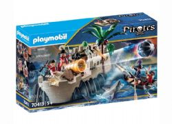 PLAYMOBIL -  REDCOAT BASTION (101 PIECES) 70413