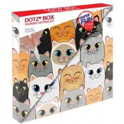 DIAMOND DOTZ -  CAT CLAN (11