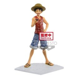 ONE PIECE -  FIGURE (4 INCHES) -  MONKEY D. LUFFY