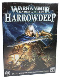 WARHAMMER UNDERWORLDS: HARROWDEEP -  JEU DE BASE (FRANÇAIS)