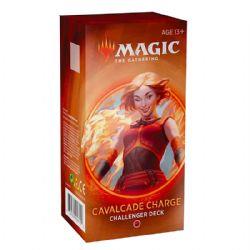 CHALLENGER DECKS 2020 -  CAVALCADE CHARGE (60-CARD DECKS)