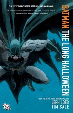 BATMAN -  THE LONG HALLOWEEN TP