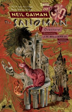 SANDMAN, THE -  OVERTURE 30TH ANNIVERSARY EDITION TP