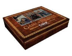 TAROT -  TAROT OF GAME OF THRONES (78 CARTES)