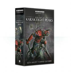 WARLORDS OF KARAK EIGHT PEAKS (ANGLAIS) -  WARHAMMER CHRONICLES