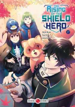 THE RISING OF THE SHIELD HERO -  (FRENCH V.) 17