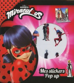 MIRACULOUS -  MES STICKERS POP-UP