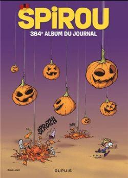 ALBUM SPIROU -  RECUEIL DU JOURNAL SPIROU - DU 2 OCTOBRE 2019 AU 4 DÉCEMBRE 2019 364