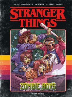 STRANGER THINGS -  ZOMBIE BOYS (FRENCH V.)