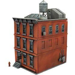 MARVEL : CRISIS PROTOCOL -  NYC APARTMENT BUILDING (ANGLAIS)