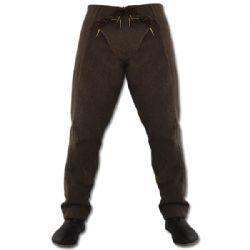 PANTS -  15TH CENTURY PANTS - BROWN (XX-LARGE)