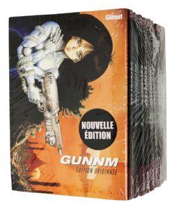 GUNNM -  MANGAS USAGÉS - TOME 01 À 09