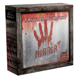 TRIVIAL PURSUIT -  HORROR : ULTIMATE EDITION (ANGLAIS)