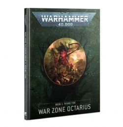 WARHAMMER 40K -  BOOK I : RISING TIDE (ANGLAIS) -  WAR ZONE OCTARIUS 1