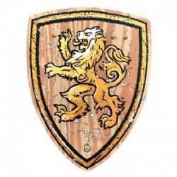 MÉDIÉVALE -  BOUCLIER - WOODY LION (35 CM) (ENFANT) -  WOODY LION