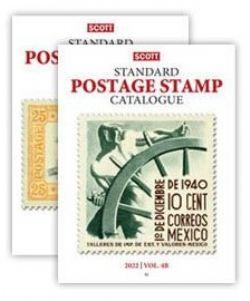 WORLD STAMPS -  SCOTT 2022 STANDARD POSTAGE STAMP CATALOGUE (J-M) 04