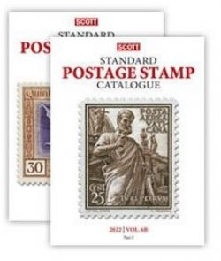 WORLD STAMPS -  SCOTT 2022 STANDARD POSTAGE STAMP CATALOGUE (SAN-Z) 06