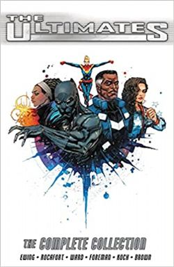 ULTIMATES -  THE COMPLETE COLLECTION