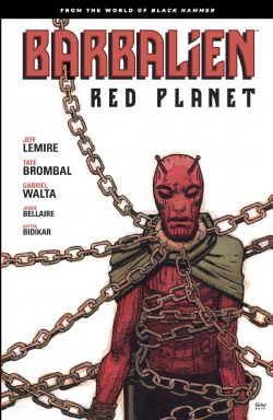 BLACK HAMMER -  BARBALIEN RED PLANET TP