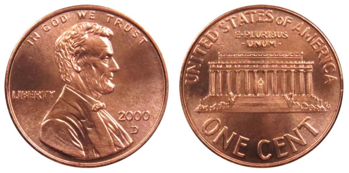 1-CENT -  2000