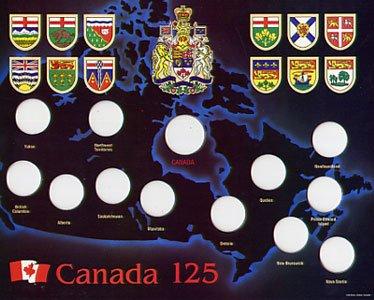 1992 COMMEMORATIVE QUARTERS -  1992 COINS SERIE CARDBOARD STORAGE