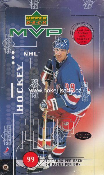 1998-99 HOCKEY -  UPPER DECK MVP (P10/B36)