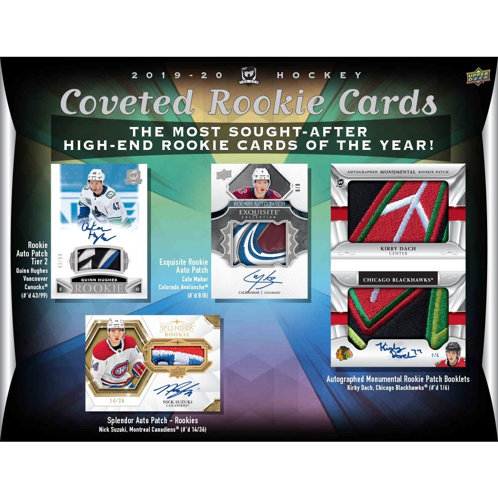 2019-20 HOCKEY -  UPPER DECK THE CUP