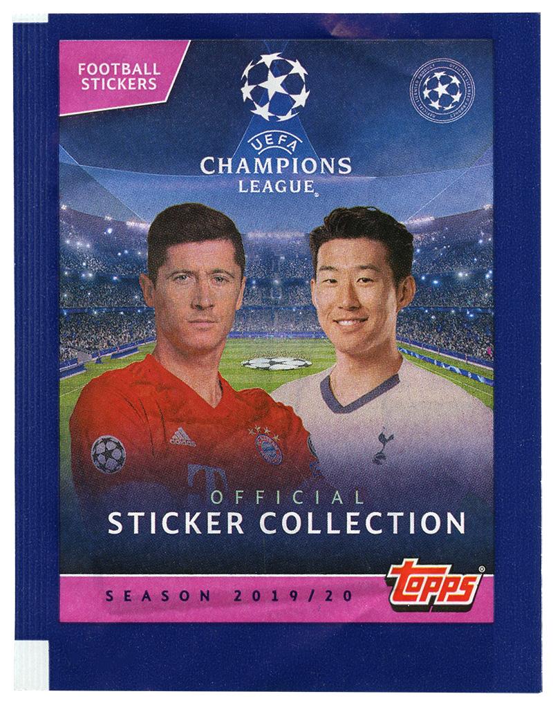 201920  topps stickers uefa p5b30  soccer  soccer