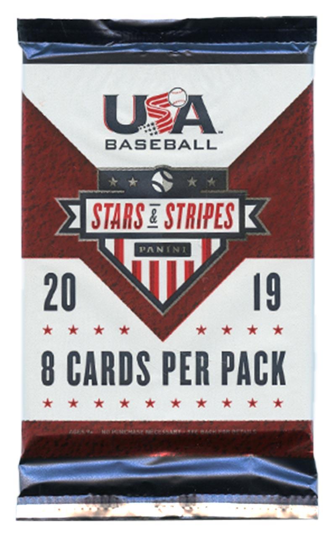 2019 BASEBALL -  PANINI STARS & STRIPES (P8/B5)