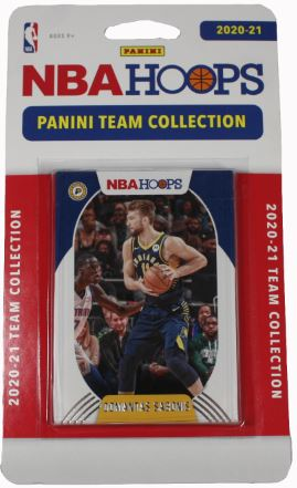 2020-21 BASKETBALL -  PANINI - TEAM SET NBA HOOPS -  INDIANA PACERS