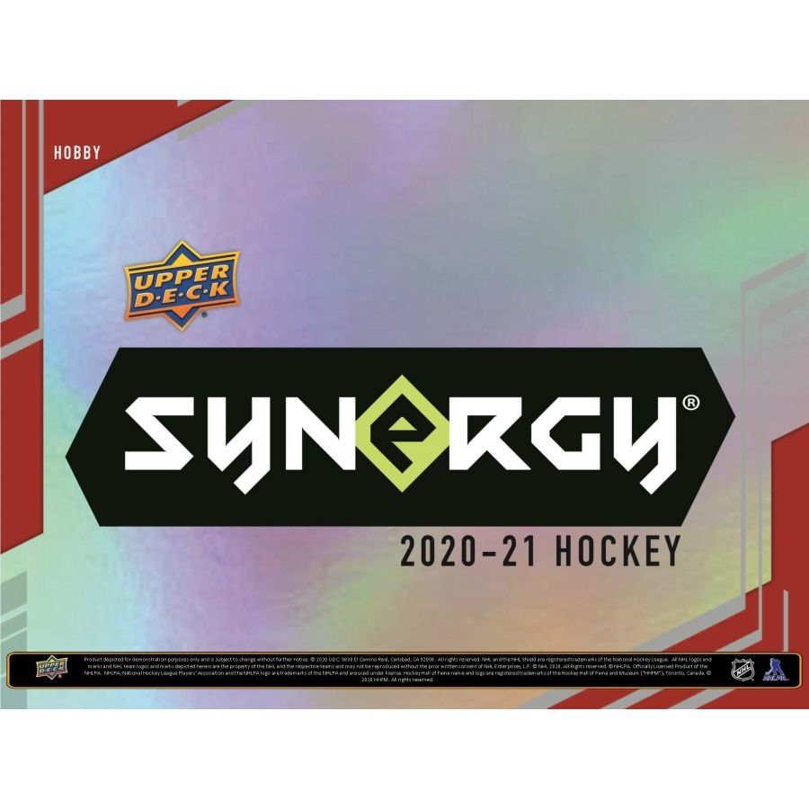 2020-21 HOCKEY -  UPPER DECK SYNERGY (P3/B8/C10)