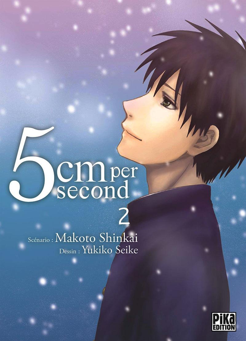 5CM PER SECOND -  (FRENCH V.) 02