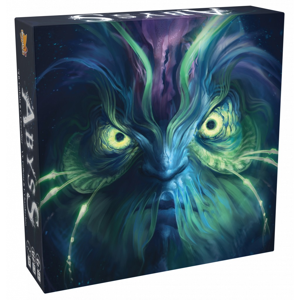 ABYSS -  ANNIVERSARY EDITION (ENGLISH)