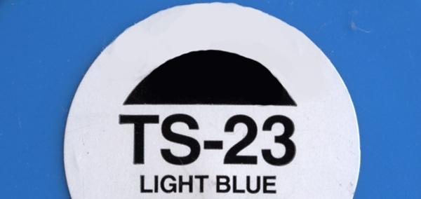 ACRYLIC PAINT -  LIGHT BLUE (100 ML) -  SPRAY PAINT TS-23