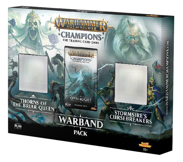 AGE OF SIGMAR -  CHAMPIONS PACK (ENGLISH)