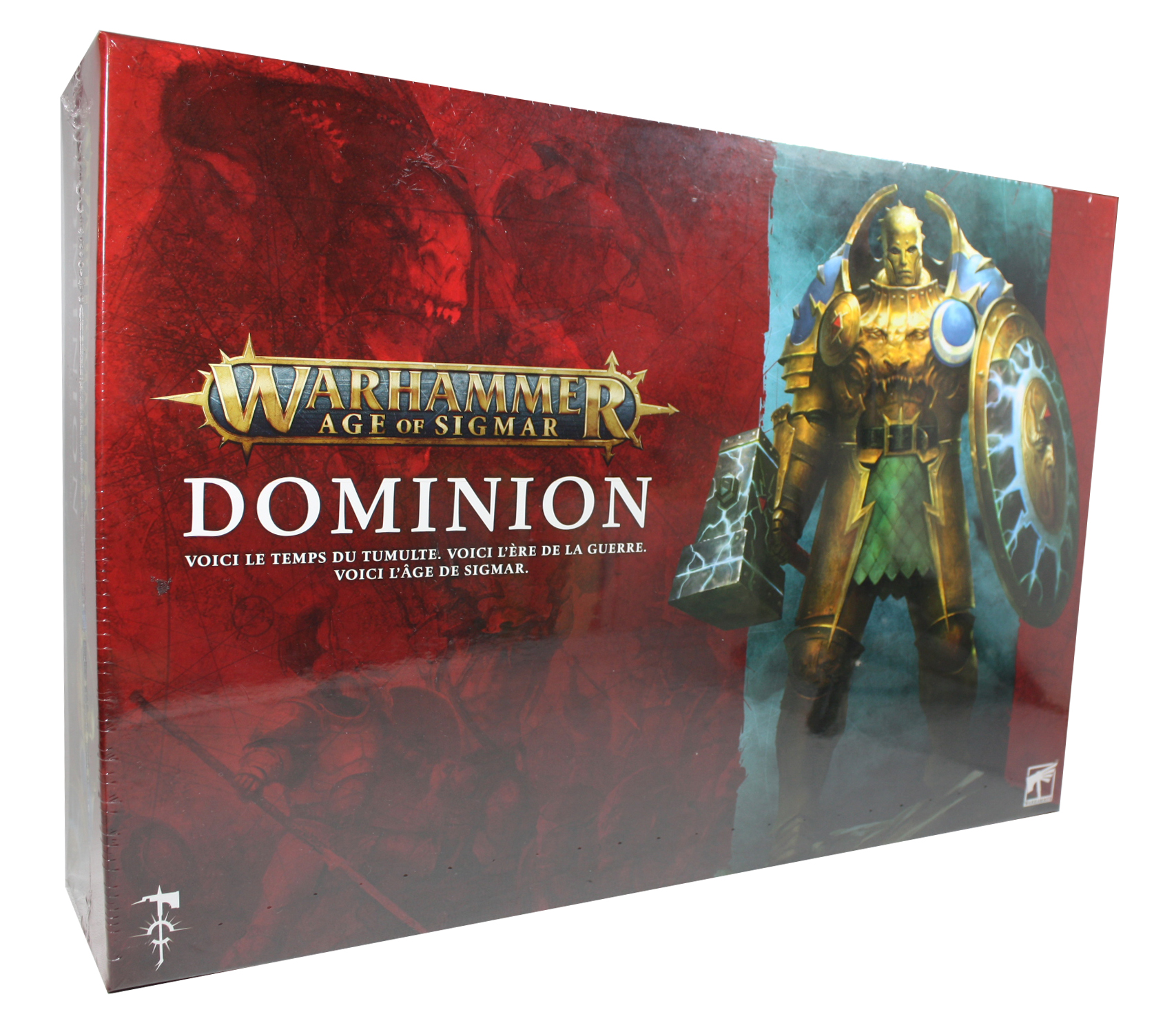 AGE OF SIGMAR -  DOMINION (FRENCH)