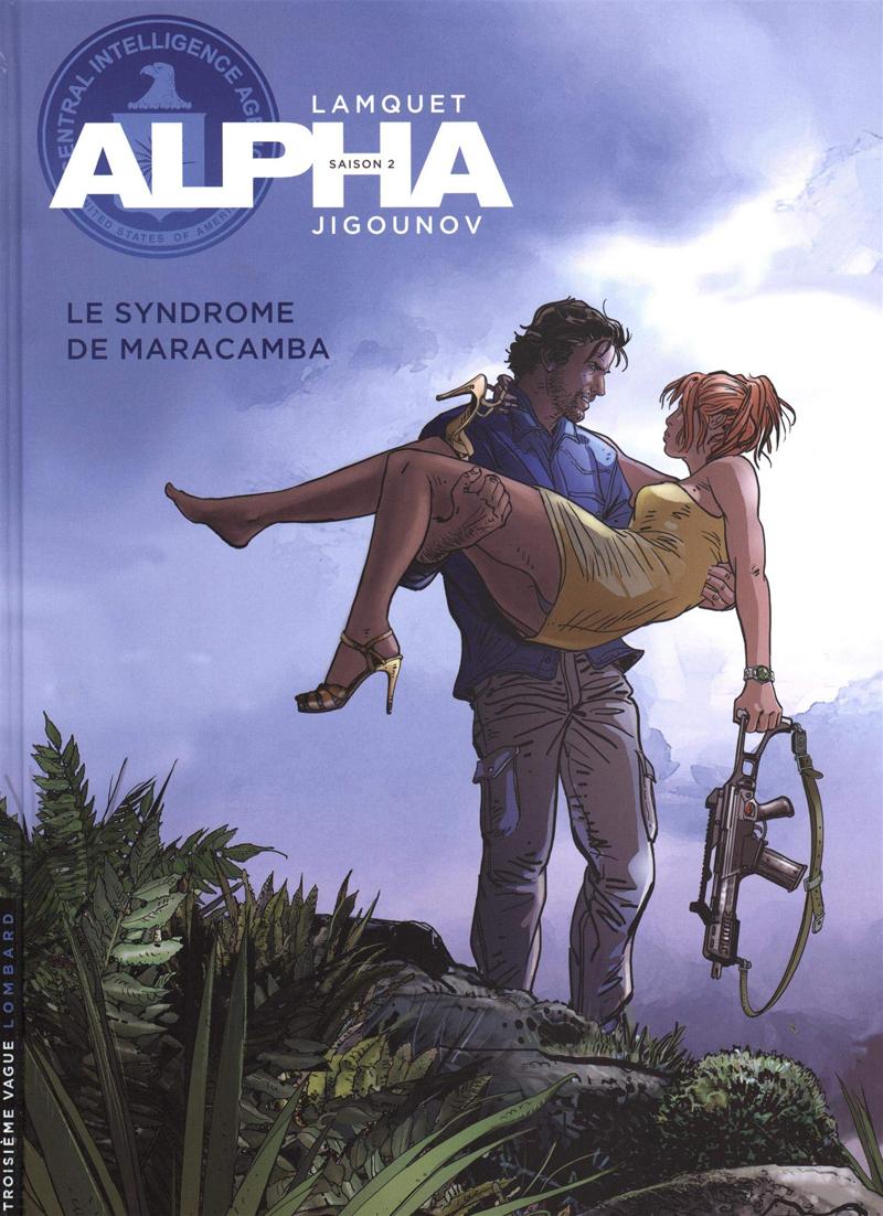 ALPHA -  LE SYNDROME DE MARACAMBA 13