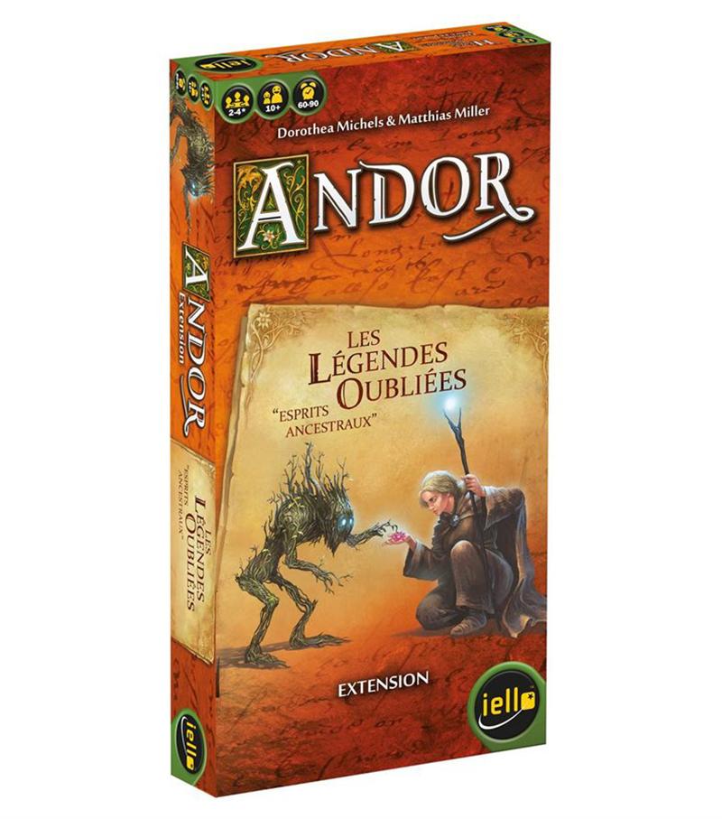 ANDOR -  LES LÉGENDES OUBLIÉES (FRENCH)